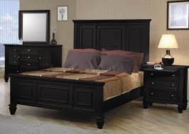 Oversized Bedroom Furniture Finish Classic Bedroom W Oversized Headboard Bed