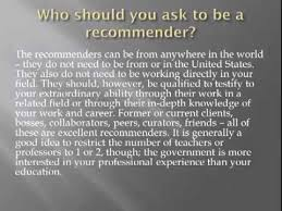 Recommendation Letter For Visa Application O 1 Visa Attorney Provides An Overview Of An O 1 Recommendation
