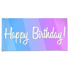 Celebrate Banner Happy Birthday Banner Pic Celebrate A With Party And Be Sure