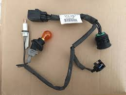 hlight wiring harnesses factory xenon volvo s 60 v 70 xc xenon headlight hid light wiring harness wire cord turn signal corner lamp bulb pn 30784140 89051063a
