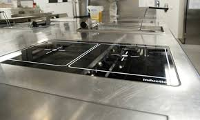 built in induction cooktop