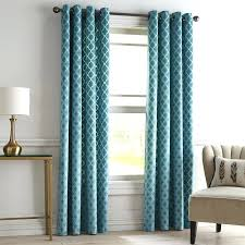 Teal Patterned Curtains Beauteous Teal Patterned Curtains Lunex
