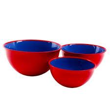 bistro edge 3 piece mixing bowl set