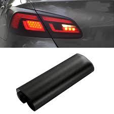 Car Light Film Amazon Com Shijing Car Styling 30150cm Matt Smoke Light