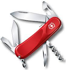 Купить <b>нож перочинный Victorinox Evolution</b> S101 2.3603.SE (Red ...