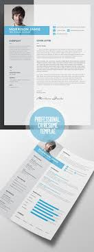 Free Resume Design 100 best Cv template images on Pinterest Curriculum Resume and 50
