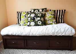 trundle daybed with storage. Modren Storage Even My Big Girl Gracie Could Put The Drawers Back In Neatly Throughout Trundle Daybed With Storage L