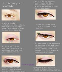 eye makeup tutorial for s