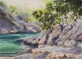 Cheryl Bruce Creativ | Australian Artist | Watercolour & Oil