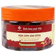 Ô mai Hồng Lam mận cơm xào gừng 200g - Dinh dưỡng cho mẹ - Dành cho mẹ