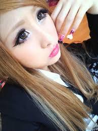 anime makeup hair makeup gyaru fashion fashion hairstyles french s hair care hair and makeup