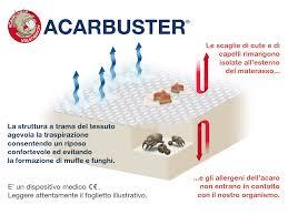 Copripiumino acarbuster® envicon medical