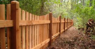 Pictures of wooden fences White Wood Fences Washington Post Wood Fencing Fence Installation Cortland Rockford Geneva Il