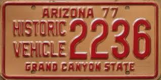 Rick Kretschmer's License Plate Archives   1977 U.S. Non-Passengers