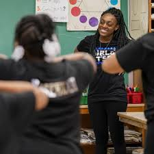 Black Girls Step club lets Lake View students show 'what we can do ...