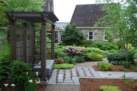 Best New Landscape Design New England Residential Project Traditional  Landscape Boston