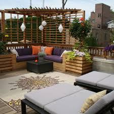 inspiring rooftop terrace design ideas