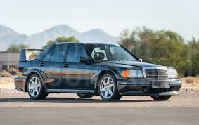 Vehicles inspected, guaranteed and delivered in paris or in front of you. 1990 Mercedes Benz 190e 2 5 16 Evolution Ii Gooding Company