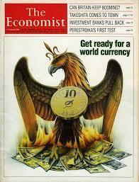 A chief economist at ubs, the largest bank in switzerland, sees a number of problems with bitcoin. Has The 1988 Economist Magazine Prediction Come True Bitcoin Eu