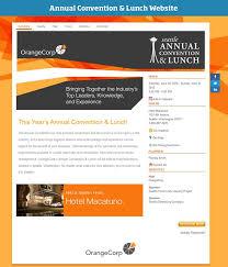 Calendar Templates For Websites Sample Event Websites Cvent Australia