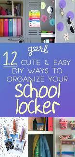 diy locker chandelier locker chandelier unique cute and easy ways to organize your school locker photograph