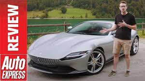 Ferrari Roma Review Stunning New Gt Unveils Ferrari S Future Youtube
