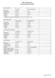57 Conclusive Repco Oil Filter Cross Reference Chart