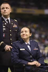 photo essay th airlift wing legal officer honored by notre dame  army capt joe kosek assistant professor of army science for the notre dame army