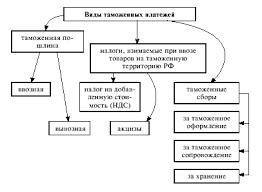 Реферат Понятие и виды таможенных платежей Порядок взимания  Понятие и виды таможенных платежей Порядок взимания таможенных платежей