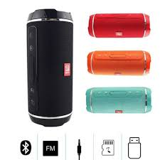 SOONHUA <b>TG 116</b> Portable <b>Waterproof Bluetooth Speaker</b> Outdoor ...