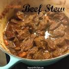 beef stew with cinnamon