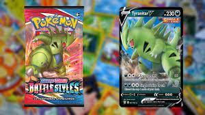 Pokémon TCG: Sword & Shield - Battle Styles Cards Hit Stores Today