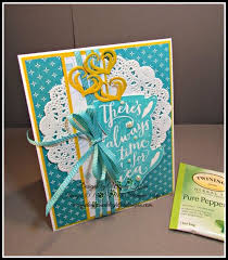 My Crafty Friends Monday: A Nice Cuppa – Hand Stamped Cards with Josee  Smuck-Stampin' Up! Canada Demonstrator