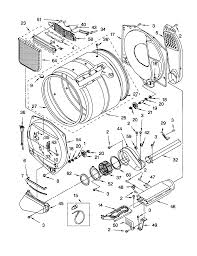 Kenmore 70 series dryer parts diagram latest model 110 electric manual wiring adorable