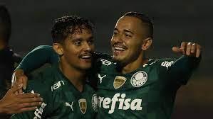 Palmeiras vence o Santo André e aumenta chance de avançar no Paulistão