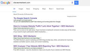 Seo 101 Why Is My Website Not Showing In Google Search
