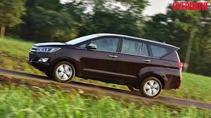 Toyota Innova Crysta - First Drive Review (India) - YouTube