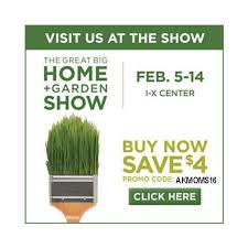 akron home and garden show 2016. win 4 tickets to the great big home + garden show akron and 2016