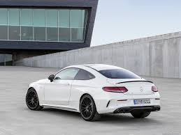 Explore the amg c 63 coupe, including specifications, key features, packages and more. 2017 Mercedes Amg C63 S Coupe Designo Diamond White Bright With Night Package Rear Hd Wallpaper 33