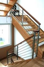 metal stair handrail.  Metal Modern Metal Handrail Stair Black Iron Railing Indoor  Rail Stairs Amusing And Metal Stair Handrail I