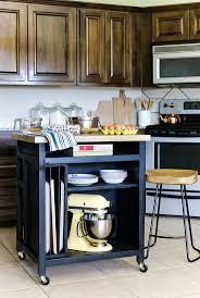 Best 25+ Kitchen carts on wheels ideas on Pinterest | Kitchen ...