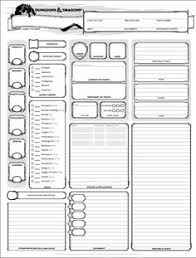 5th edition d d character sheet how to play d d on a shoestring budget character sheet alt and