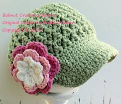 Infant Crochet Hat Pattern Simple How To Make A Baby Girl Crochet Hat Instructions