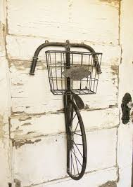 >bicycle art bicycle wall decor bicycle wall art bicycle wall basket  vintage bicycle wall decorbicycle wall by colorfulcastandcrew