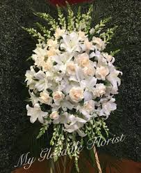 white rose remembrance funeral