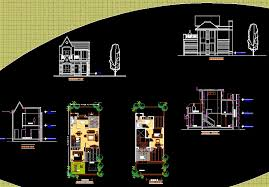 autocad home plans drawings free unique excellent dwg house plans ideas plan 3d house goles