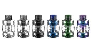 The ability to top fill without unscrewing the whole top tank is fantastic, and the larger capacity is awesome. Tanks Aspire Vape Co