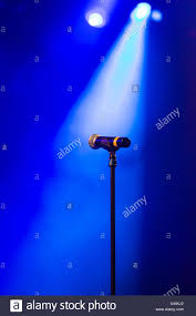 Blue Stage Lighting Blue Stage Light Stock Photos Blue Stage Light Stock