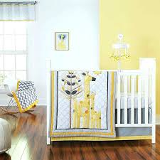 baby nursery baby safari nursery image of bedding decor crib set on piece awesome fox