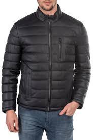 Кожаная <b>куртка ROCCOBAN</b> арт RBHA10003M_NAVY ...